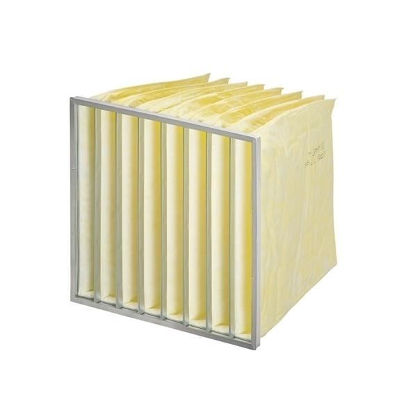 Posefilter G4 | 490x432x535mm | 5 lommer