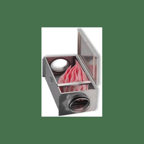 Kanal Pollenfilter F7  - 125 mm