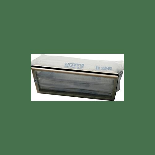 F5 filter til FFR filterboks (Ø100-Ø400)