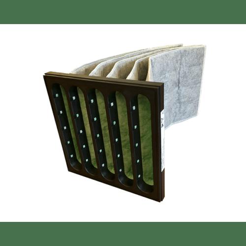 F7 kulfilter til filterboks | Ø160 mm